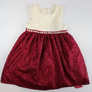 3/$30 American Princess Special Occasion Dress 4T